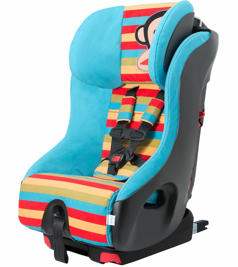 clek foonf 2015 convertible car seat paul frank zoom julius. Black Bedroom Furniture Sets. Home Design Ideas