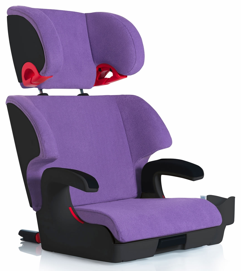 clek oobr booster car seat prince. Black Bedroom Furniture Sets. Home Design Ideas
