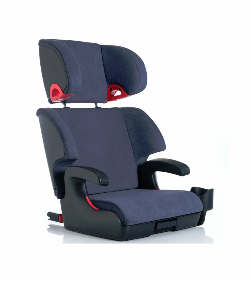 clek oobr booster car seat ink