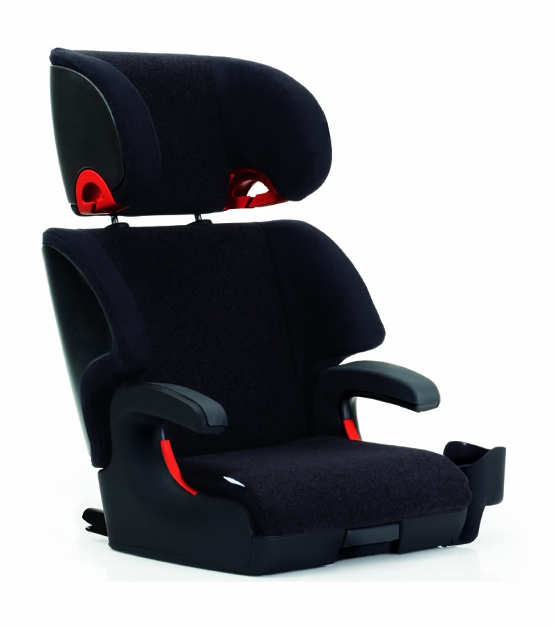clek oobr booster car seat shadow. Black Bedroom Furniture Sets. Home Design Ideas