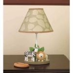 CoCaLo Azania Lamp Base and Shade