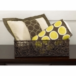 CoCaLo Couture Cyprus Boudoir & Bolser Pillow Set