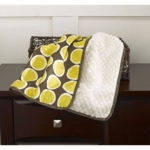 CoCaLo Couture Cyprus Decorative Blanket