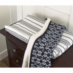 CoCaLo Couture Harper Changing Pad Cover