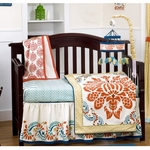 CoCaLo Surie 4-Piece Crib Set
