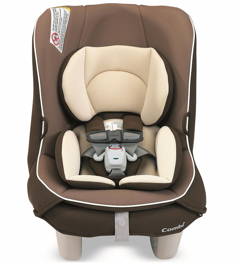 combi coccoro convertible car seat chesnut brown. Black Bedroom Furniture Sets. Home Design Ideas