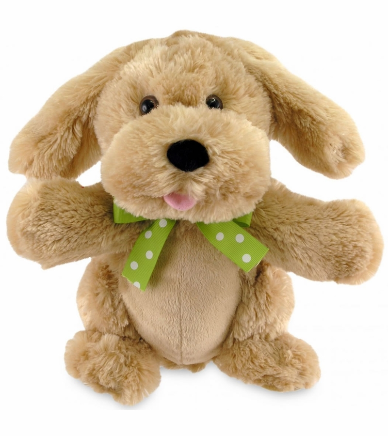 Little Puppy Toys : Cuddle barn my little puppy animated plush toy