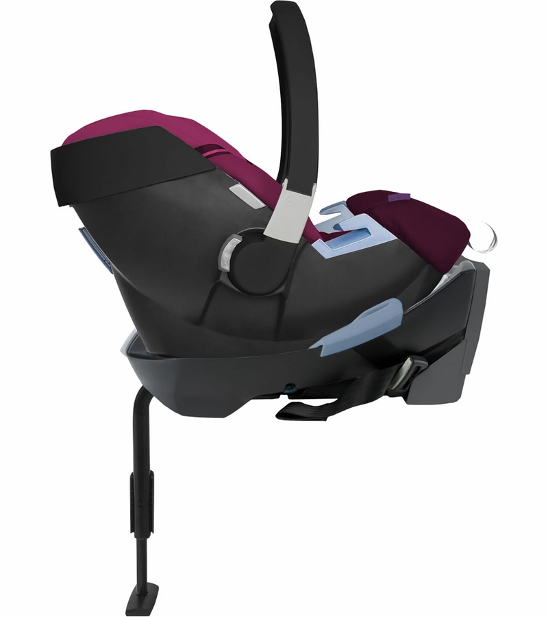 cybex aton 2 infant car seat 2013 violet spring. Black Bedroom Furniture Sets. Home Design Ideas