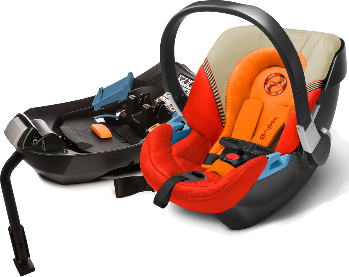 Avocent Aton 2 Infant Car Seat - Autumn Gold