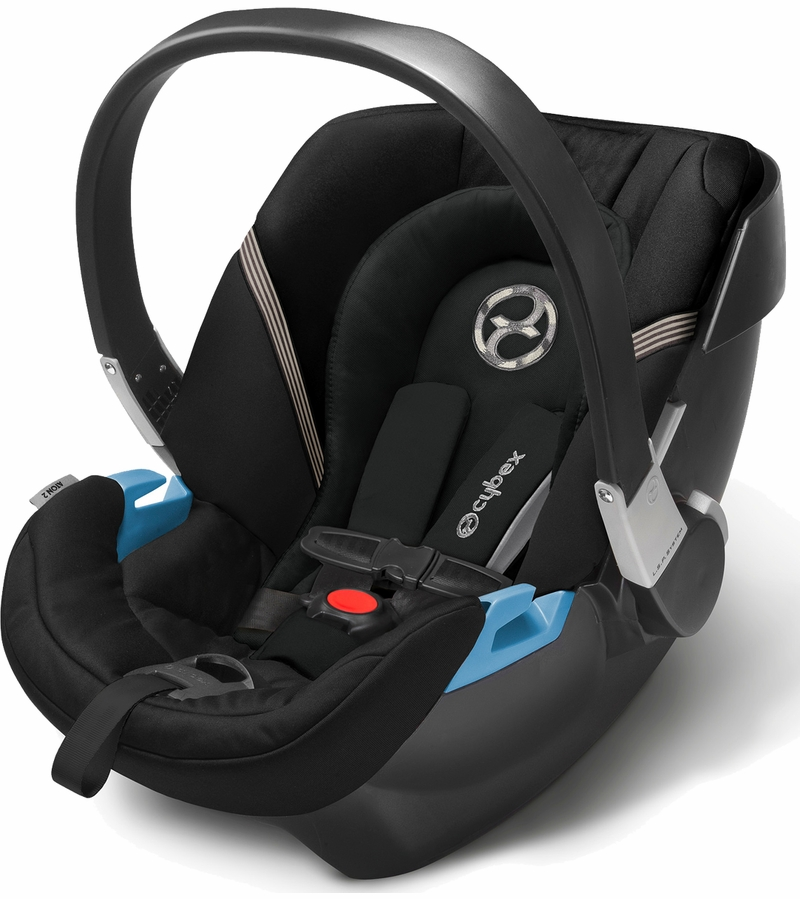 cybex aton 2 infant car seat black beauty. Black Bedroom Furniture Sets. Home Design Ideas