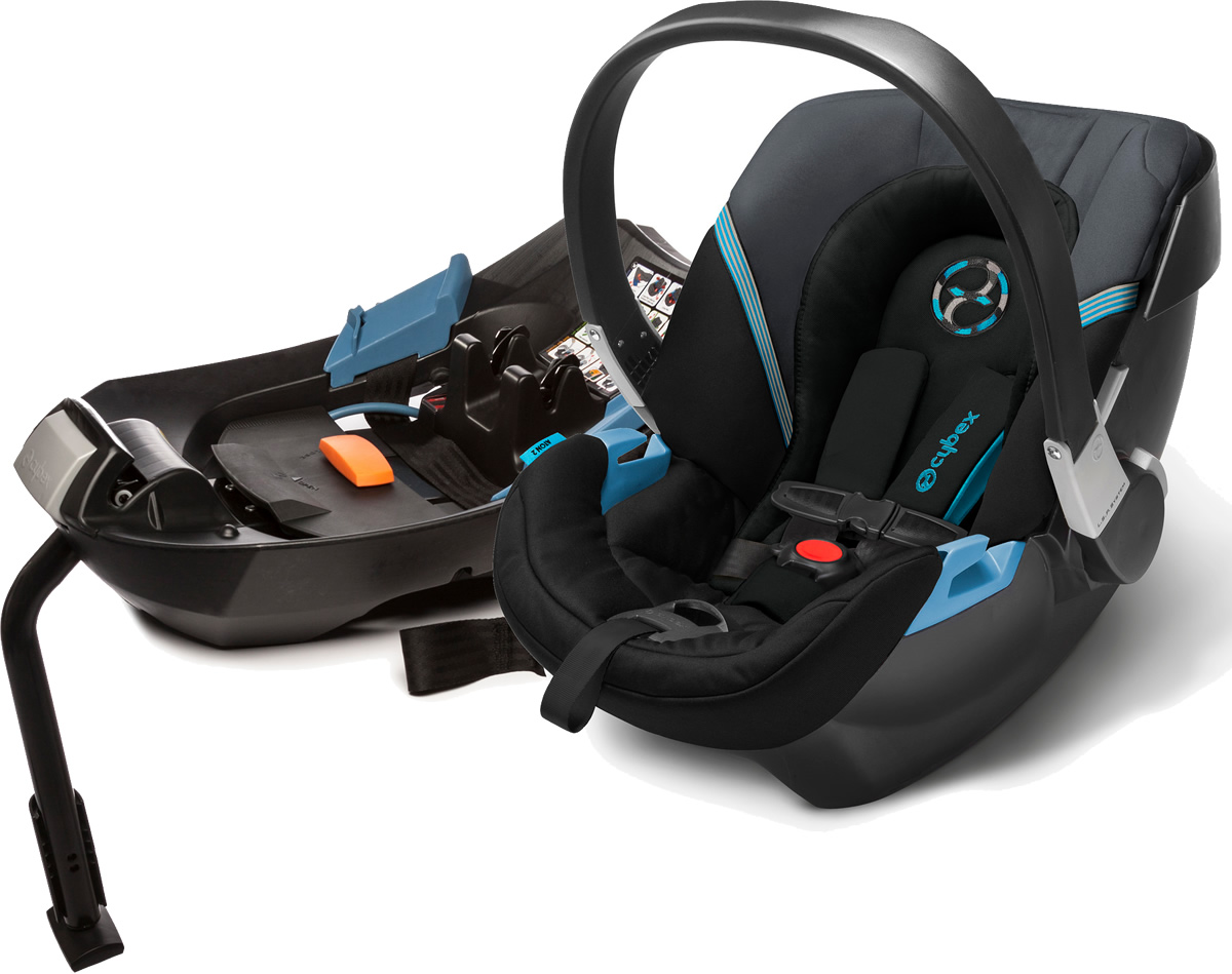Avocent Aton 2 Infant Car Seat - Black Sea