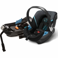 Cybex Aton 2 Infant Car Seat - Black Sea