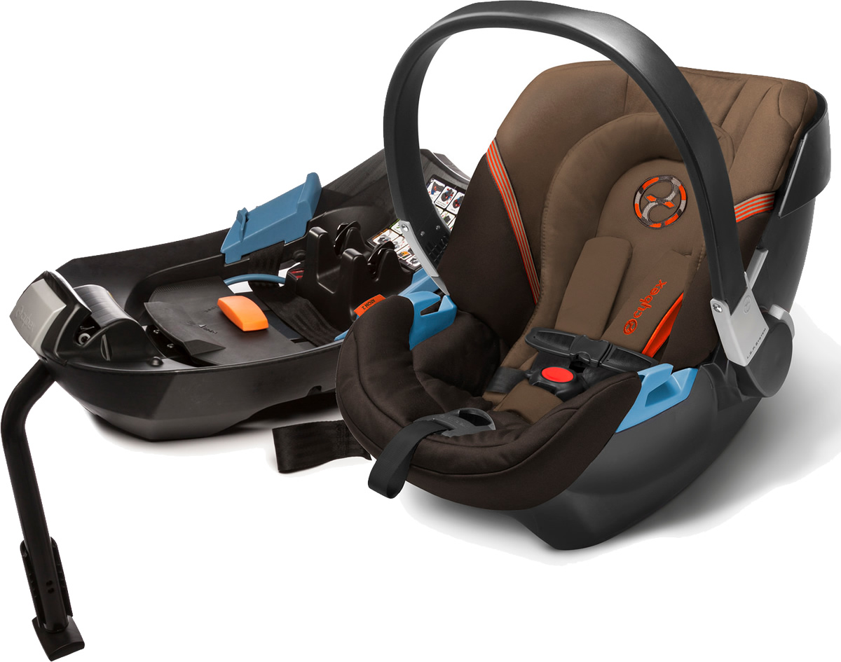 Avocent Aton 2 Infant Car Seat - Coffee Bean