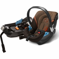 Cybex Aton 2 Infant Car Seat - Coffee Bean