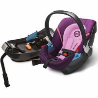Cybex Aton 2 Infant Car Seat - Grape Juice