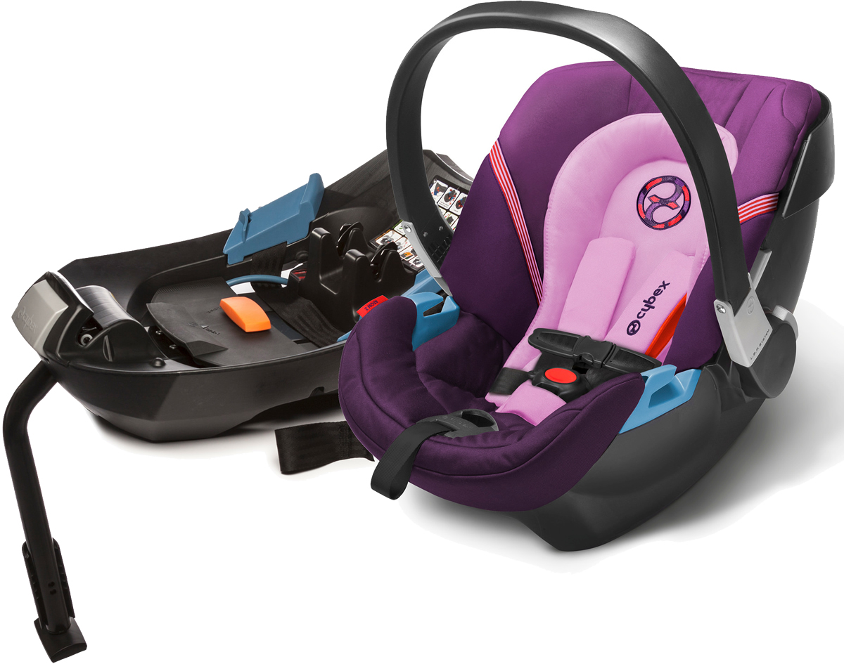 Avocent Aton 2 Infant Car Seat - Grape Juice