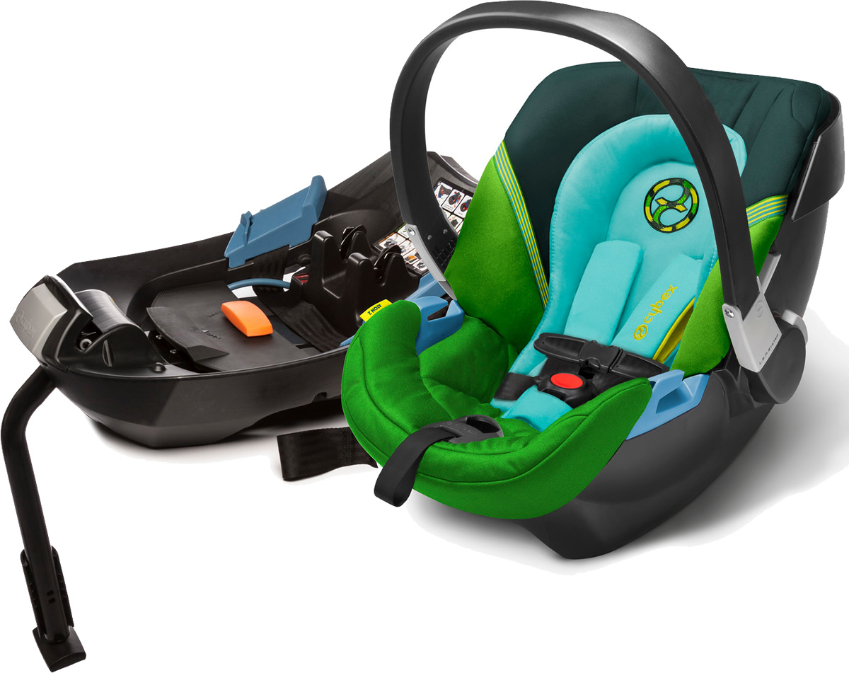 Avocent Aton 2 Infant Car Seat - Hawaii