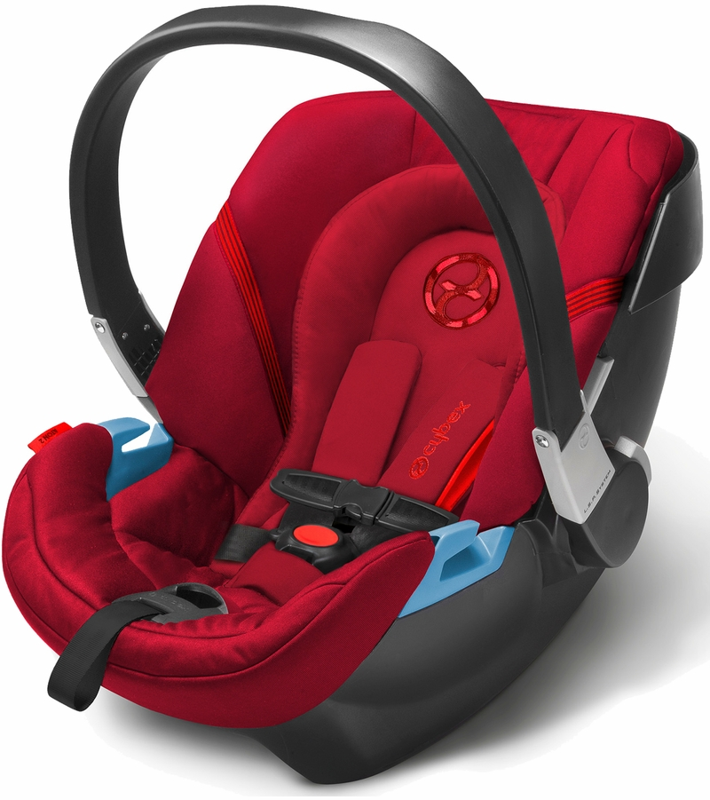 cybex aton 2 infant car seat hot spicy. Black Bedroom Furniture Sets. Home Design Ideas