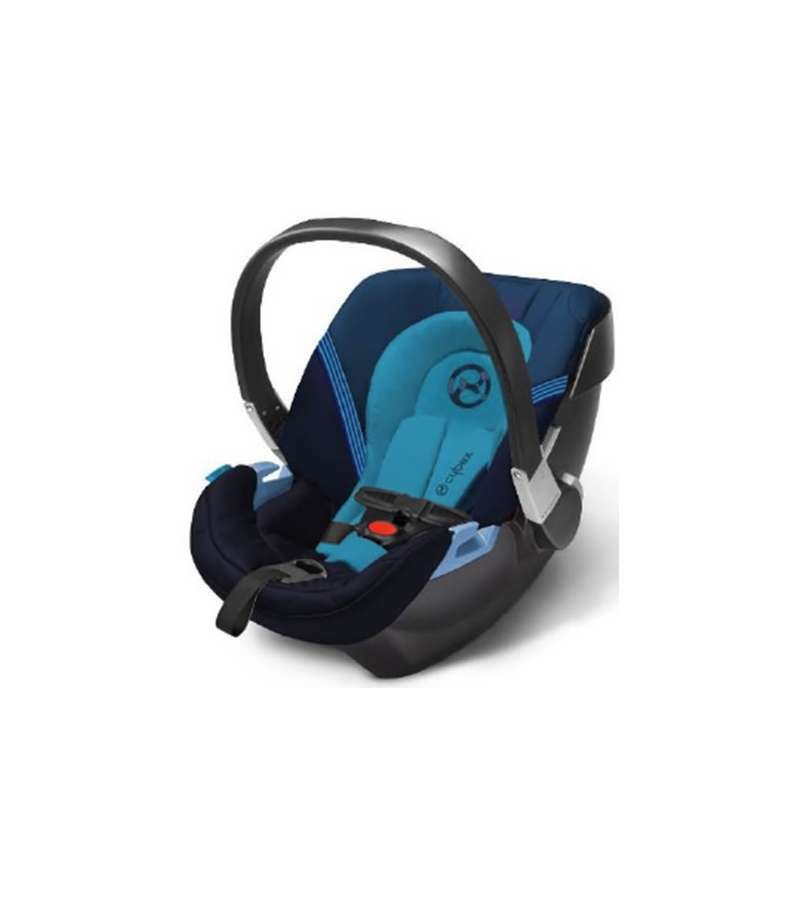 cybex aton 2 infant car seat true blue. Black Bedroom Furniture Sets. Home Design Ideas