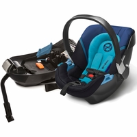 Cybex Aton 2 Infant Car Seat - True Blue