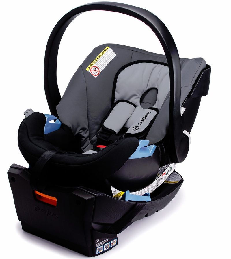 Avocent Aton Infant Car Seat - Cobblestone