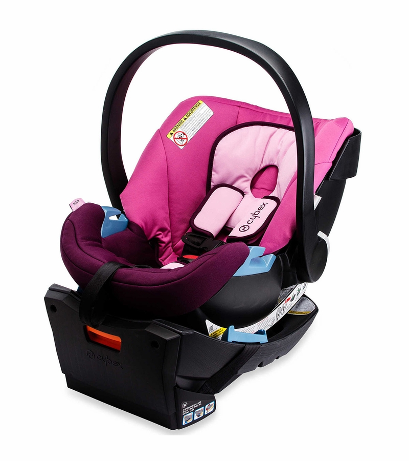 cybex aton infant car seat purple rain. Black Bedroom Furniture Sets. Home Design Ideas