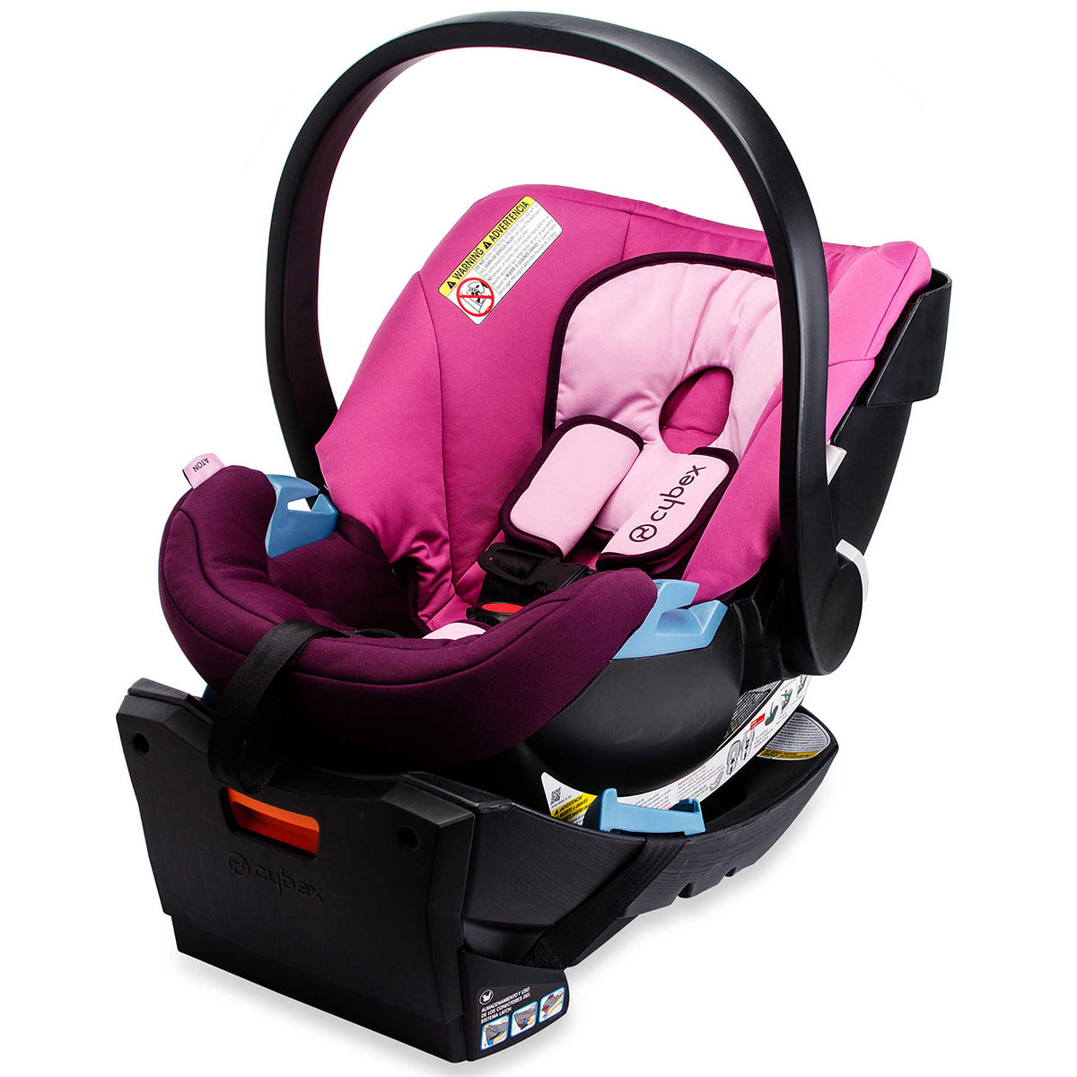 Avocent Aton Infant Car Seat 2016 - Purple Rain