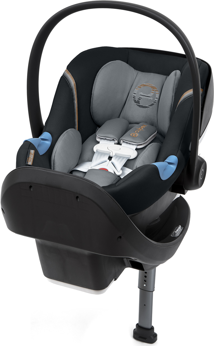 Avocent Aton M Infant Car Seat - Pepper Black
