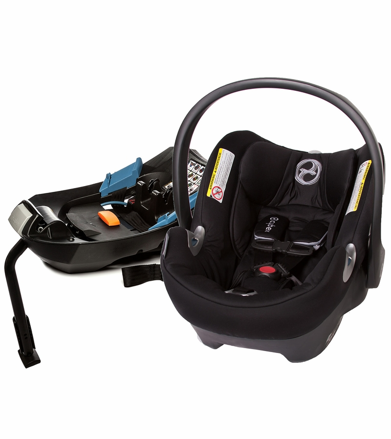 cybex aton q infant car seat black beauty. Black Bedroom Furniture Sets. Home Design Ideas