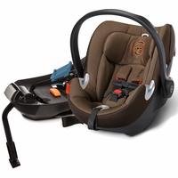 Cybex Aton Q Infant Car Seat - Coffee Bean