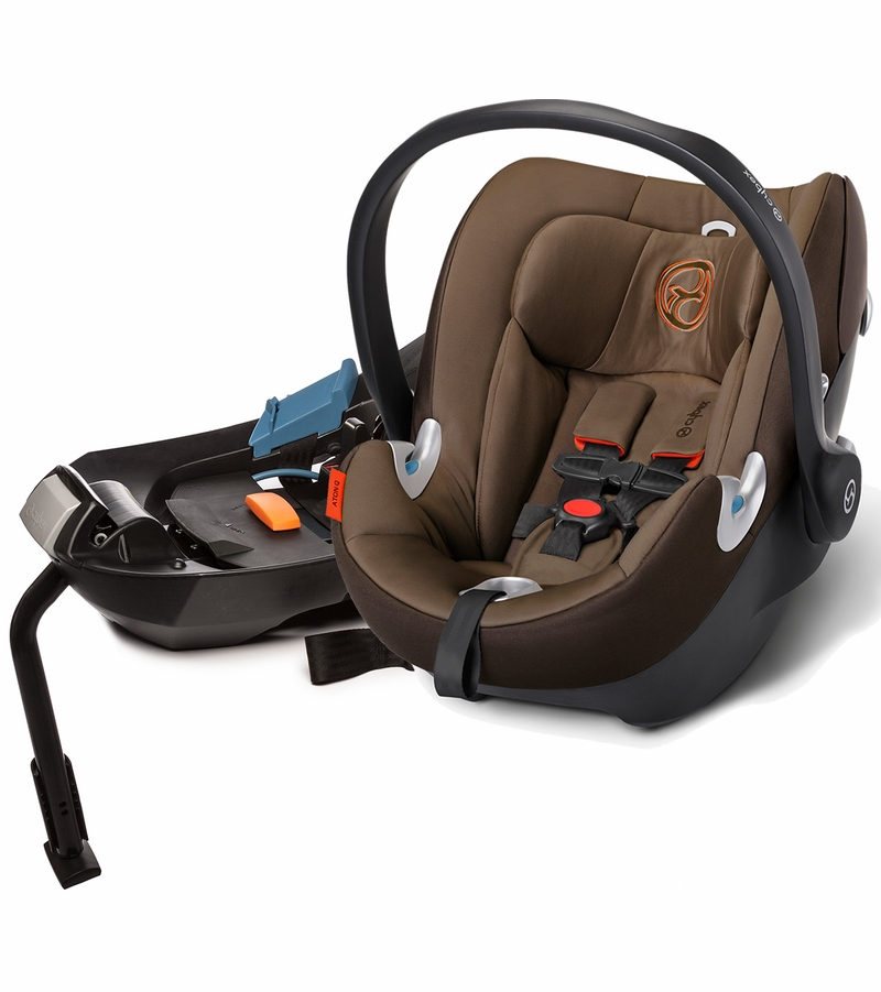 cybex aton q infant car seat coffee bean. Black Bedroom Furniture Sets. Home Design Ideas