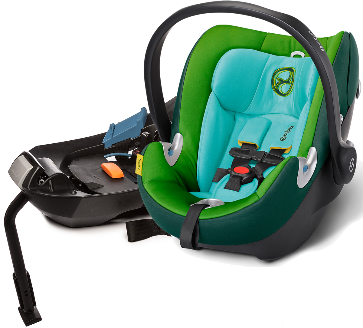 Avocent Aton Q Infant Car Seat - Hawaii