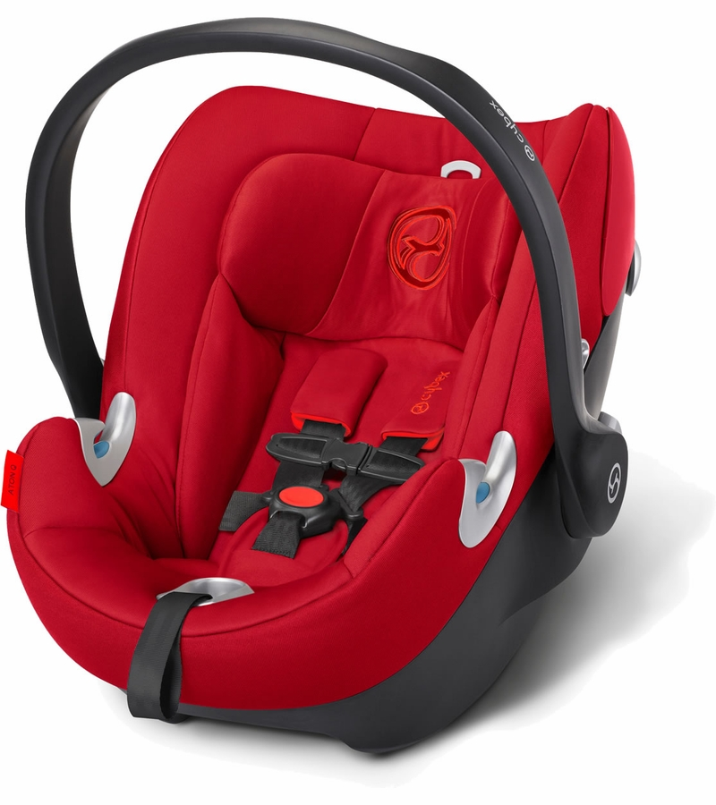cybex aton q infant car seat hot spicy. Black Bedroom Furniture Sets. Home Design Ideas