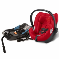 Cybex Aton Q Infant Car Seat - Hot & Spicy