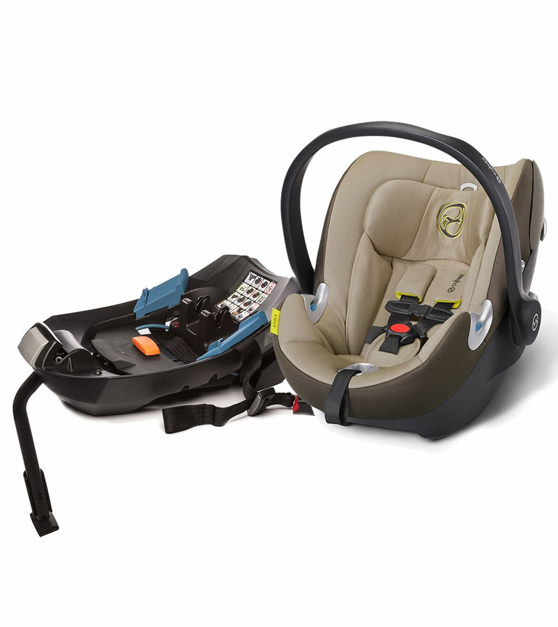 cybex aton q infant car seat limestone. Black Bedroom Furniture Sets. Home Design Ideas