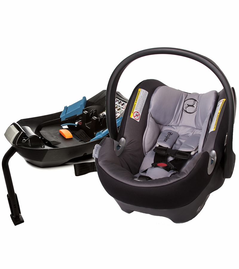 cybex aton q infant car seat moon dust. Black Bedroom Furniture Sets. Home Design Ideas