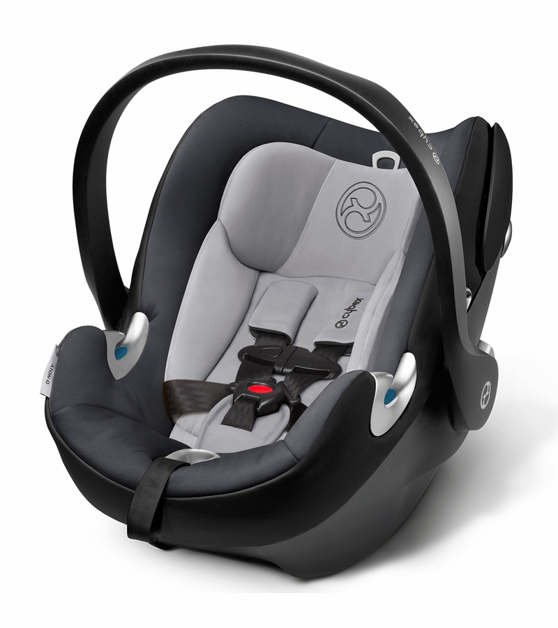 cybex aton q infant car seat storm cloud. Black Bedroom Furniture Sets. Home Design Ideas