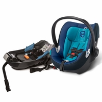 Cybex Aton Q Infant Car Seat - True Blue