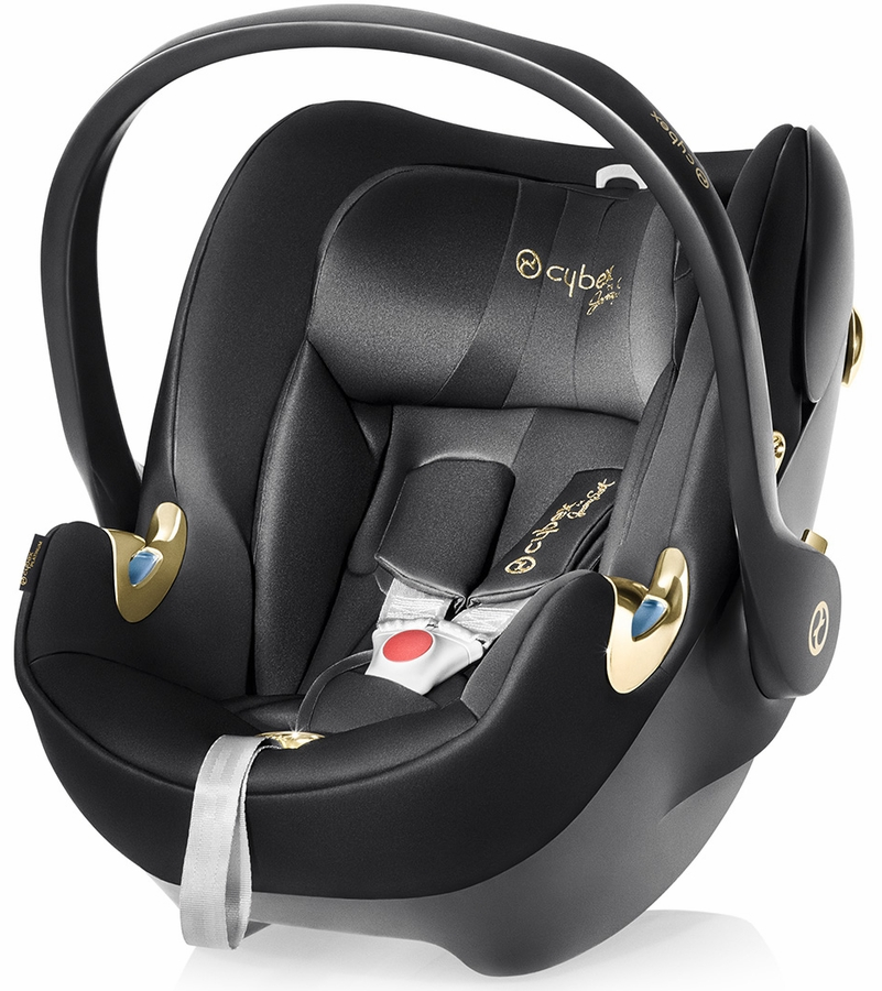 cybex aton q infant car seat wings by jeremy scott. Black Bedroom Furniture Sets. Home Design Ideas