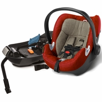Cybex Aton Q Plus Infant Car Seat - Autumn Gold
