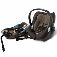 Cybex Aton Q Plus Infant Car Seat - Desert Khaki
