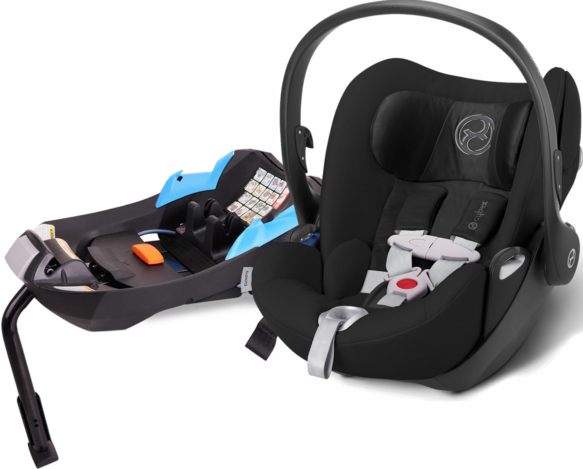 Avocent Cloud Q Infant Car Seat 2015 Black Beauty