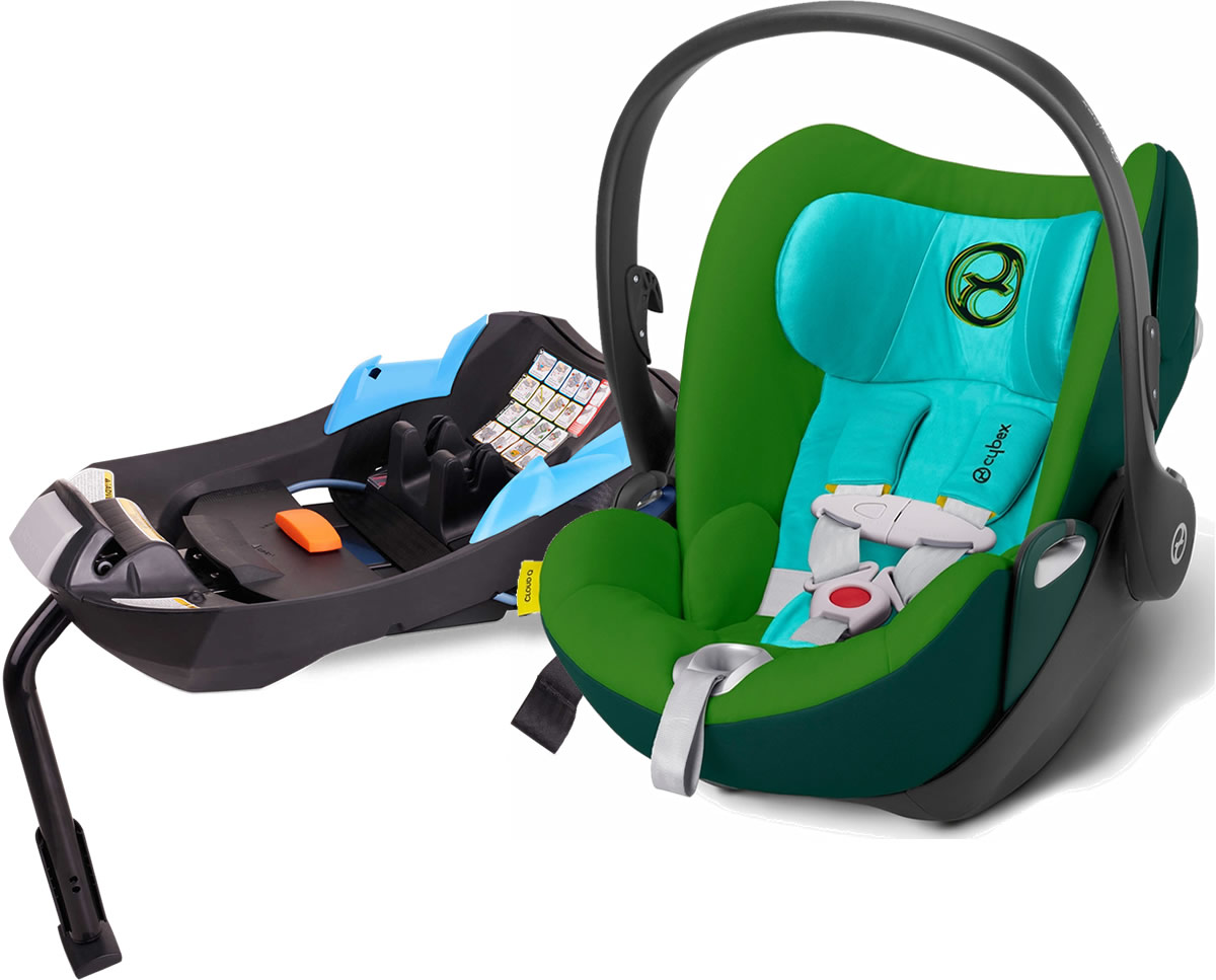 Avocent Cloud Q Infant Car Seat 2015 Hawaii