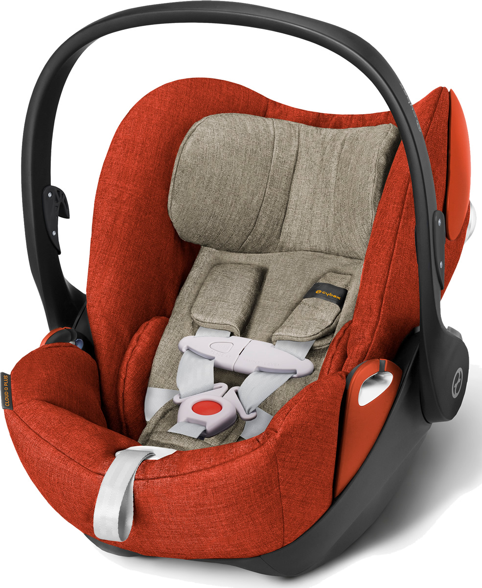 Avocent Cloud Q Plus Infant Car Seat - Autumn Gold