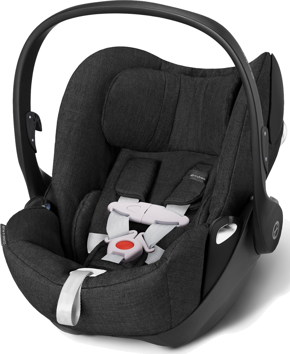 Avocent Cloud Q Plus Infant Car Seat - Black Beauty