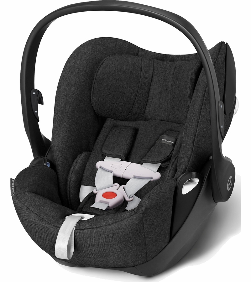 cybex cloud q plus infant car seat black beauty. Black Bedroom Furniture Sets. Home Design Ideas