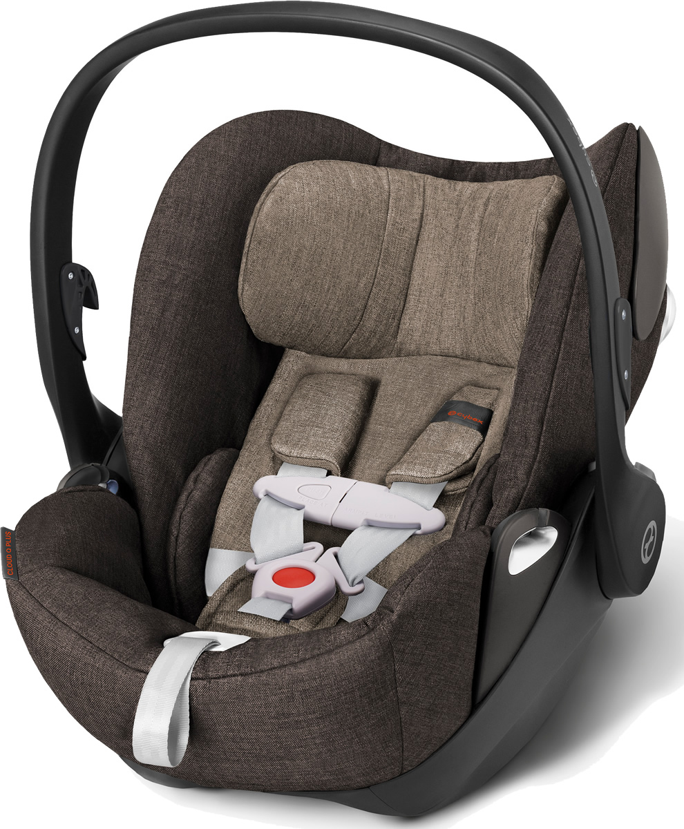 Avocent Cloud Q Plus Infant Car Seat - Desert Khaki
