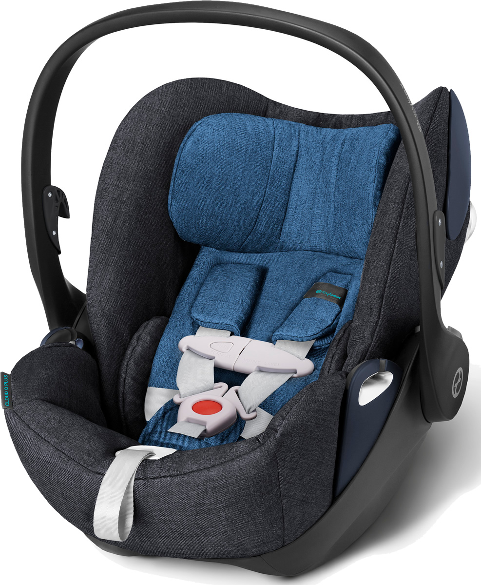 Avocent Cloud Q Plus Infant Car Seat - True Blue
