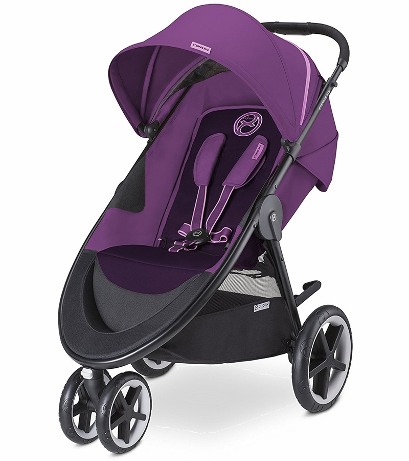 cybex eternis m3 stroller grape juice. Black Bedroom Furniture Sets. Home Design Ideas