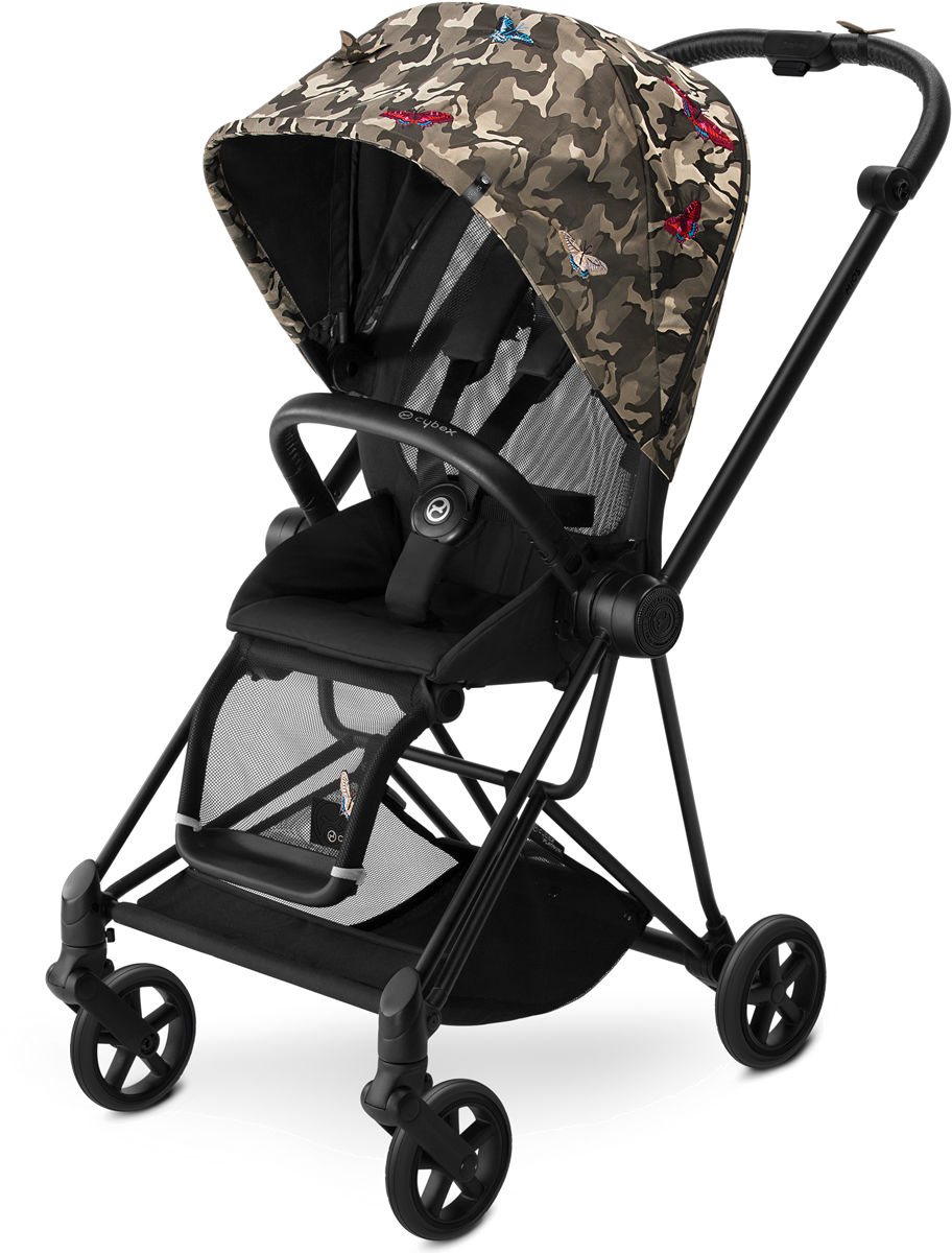 Avocent Mios Stroller - Butterfly